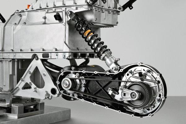 Электромотоцикл БМВ C Evolutionприобретет сверхустойчевое к царапинам лобовое стекло