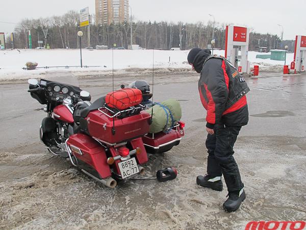 мотоцикл иж на газу