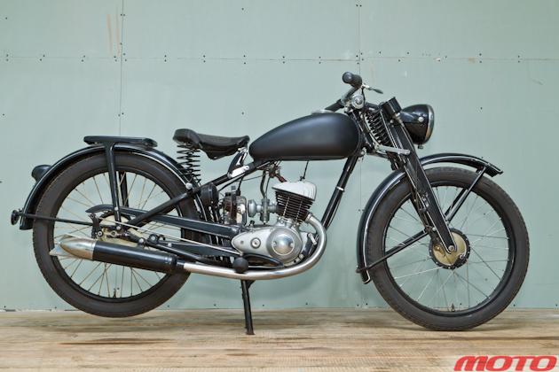 к-125 мотоцикл фото