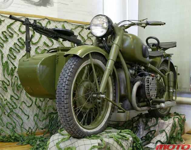 История, архивы: Нижнеклапанные оппозиты BMW