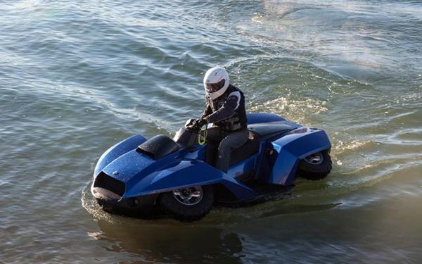 Электрический гидроцикл для больших городов | Хвоя