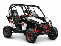 2014 Can-Am Maverick X rs DPS