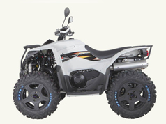 2014 Baltmotors MBX