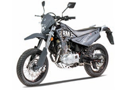 2012 Baltmotors Motard 250 DD