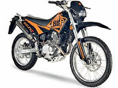 2012 Baltmotors Enduro 250 DD