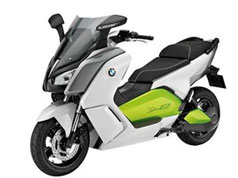 2012 BMW c Evolution