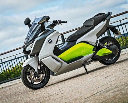 Электроэволюция: BMW C evolution