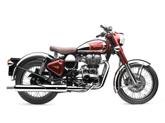 2012 Royal Enfield Classic Chrome