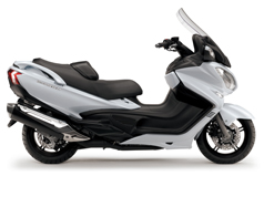 2013 Suzuki Burgman 650 Executive